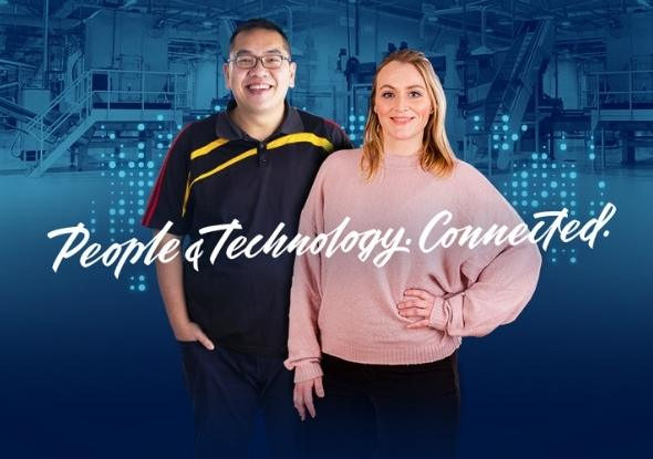 People and technology. Connected - Beijer Electronics