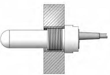 Capacitieve naderingsschakelaar 26-serie | Rechner Sensors