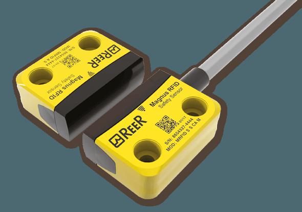 Magnus RFID veiligheidsschakelaars - ReeR Safety
