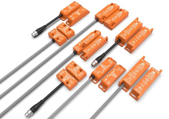 RFID Contactloze schakelaar RSS-serie | Mechan Controls