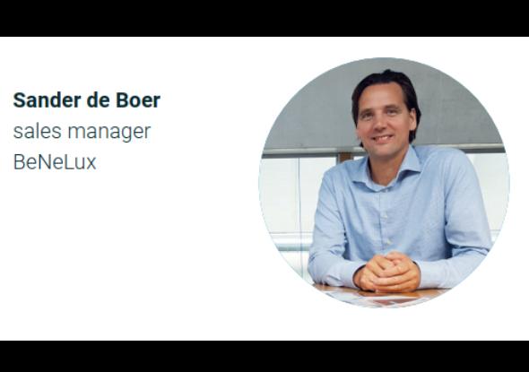Sander de Boer - Beijer Electronics