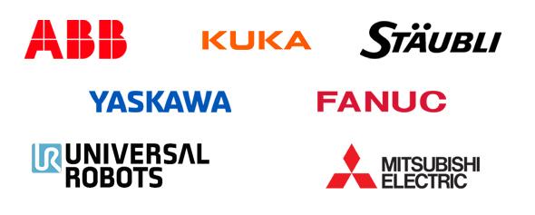 Logo's VISOR®-robotic systemen - SensoPart