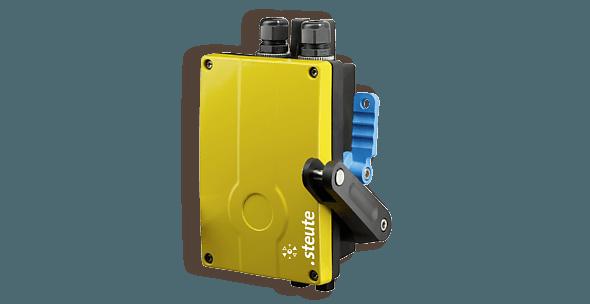 Interrupteur à tirette | Boîtier renforcé en fibre de verre steute ZS 91 | steute