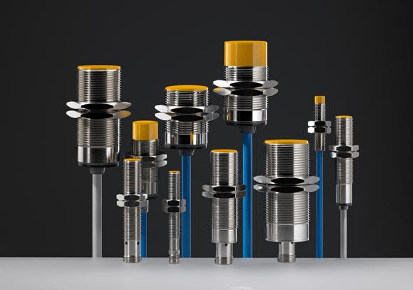 Inductive sensors | steute