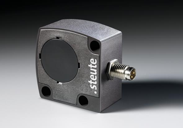 Emetteur radio universel compact pour la connexion sans fil d'interrupteurs et de capteurs de position - steute