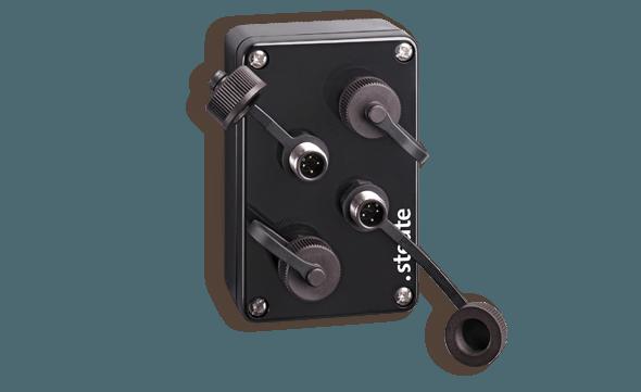 Draadloze I/O box