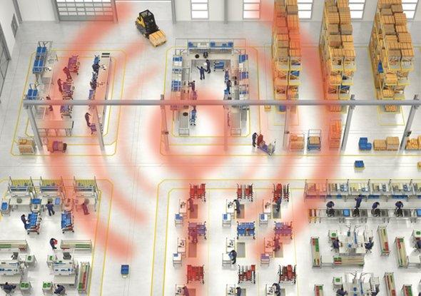 Wireless draadloze signaaloverdracht | steute