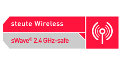 Steute wireless sWave 2.4-GHz safe