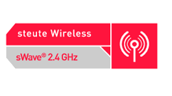 Wireless technologie sWave® 2.4 GHz