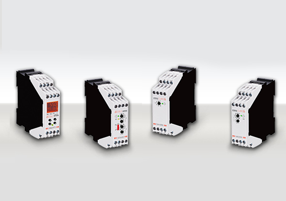 Tijdrelais en Multifunctioneel relais - DOLD