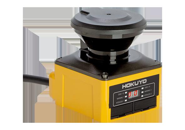Veiligheidslaserscanner UAM-05LP - Hokuyo Automatic