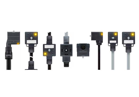 Valve connectors - Ventielstekkers - ESCHA