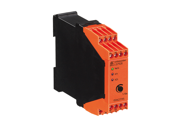 Veiligheidstimer - vertragingsmodule - LG 7928 - DOLD