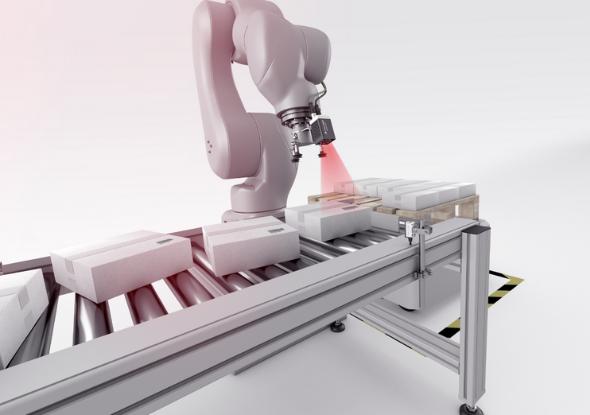 VISOR® vision camera voor automatiseringstaken - SensoPart