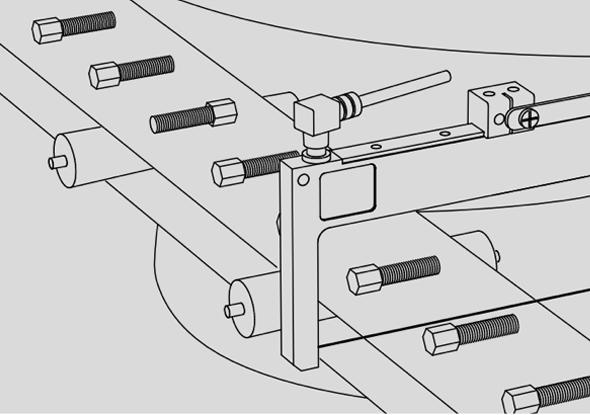 Vorksensoren voor detectie van kleine objecten met hoge schakelfrequentie - SensoPart