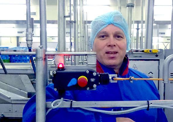 Arjan Jansen, werkvoorbereider bij 2 Sisters Storteboom