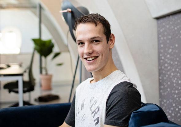 Arjan Bruins | Technisch support