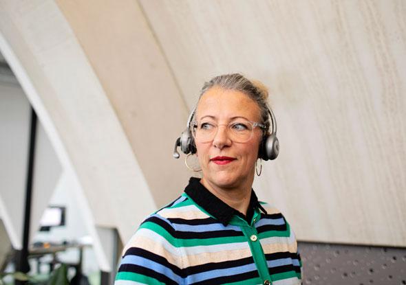 Bionda Visscher | Binnendienstmedewerker