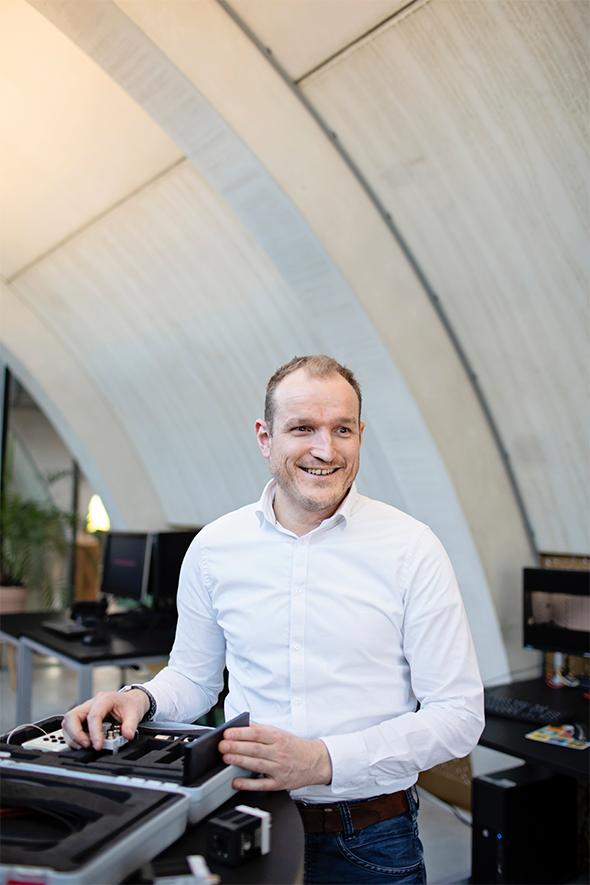 Gijs Korf - Technisch productspecialist