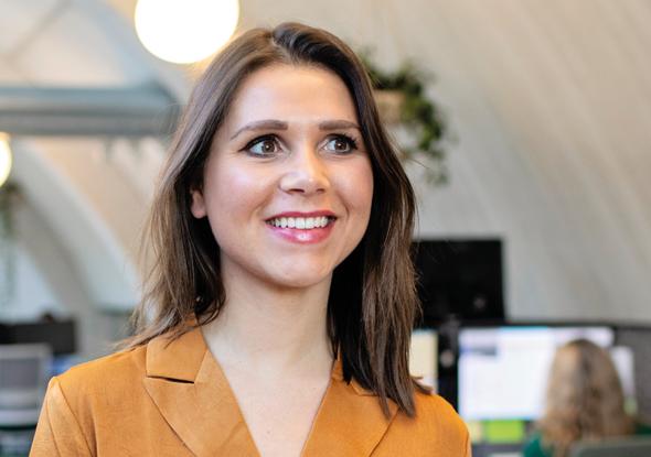 Margaretha De Haas   Binnendienstmedewerker