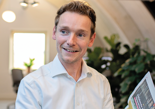 Michiel Volkerink | Accountmanager