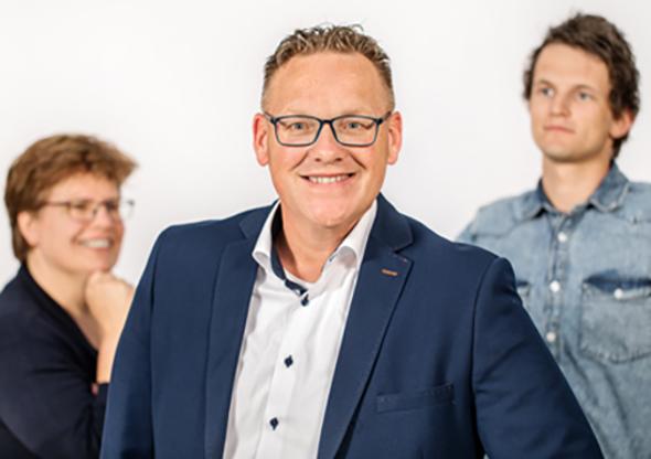 Adriaan van der Schaar | Sr. Accountmanager
