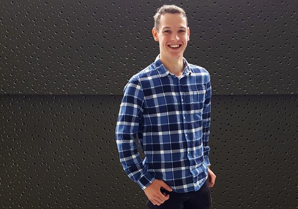Arjan Bruins | afstudeerstagiair