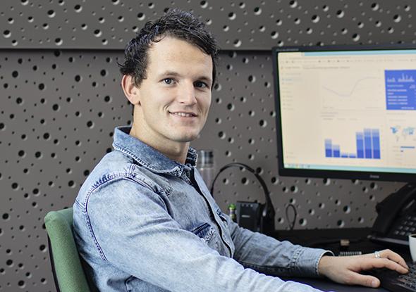 Edward Kisteman | Online marketeer
