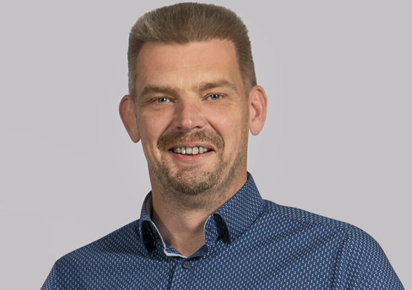 Roelof van der Wal   Technical manager fortop projects